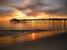 2003 San Pedro CA sunset