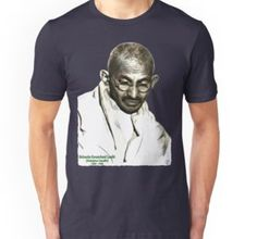 Mohandas Karamchand Gandhi (Mahatma Gandhi) - (1869 – 1948) #portrait #gandhi #mahatma #politic #india #towels #bag #totebag #apparel #homedecor #gift #phonecase #accessories #mug #pillows #tees #tshirts #t-shirt #hoodies #sweatshirts #stickers #cases #dresses #clothes #cover #clock #skirts #clothings #borse #abbigliamento #regalo #accessori #canottiere #magliette #maglie #vestiti #maglietta #maglioni #felpe #bolsos #ropa #regalos #accesorios #tazas #camisetas #cuadros #sudaderas #carcasas