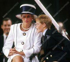 Lady Diane & Prince Harry