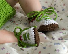 BABY GOLF SHOES, Golf Booties, Crochet Baby Boy Golf, Baby Girl Golf, Golf Photo Prop, Knit Baby Golf Shoes, Newborn Golf Shoes, Golf Cleats by Grandmabilt on Etsy
