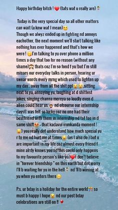 Advance Happy Birthday Wishes, Happy Birthday Singer, Anniversary Wishes For Friends, Happy Birthday Bestie, Best Birthday Wishes, Birthday Captions For Myself, Happy Birthday Paragraph, Cute Messages For Boyfriend, Happy Birthday Best Friend Quotes