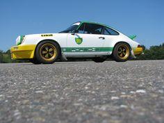 Porsche 911 BP Rally van Speed Service, Dé Porsche 911 Specialist!