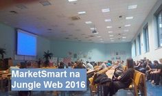 Krótka relacja z Jungle Web 2016 https://www.marketsmart.pl/marketsmart-lodz-jungle-web-2016/