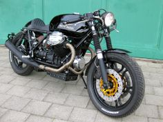 CAFE RACER CULTURE: Stroke