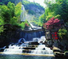 Zhangjiajie Tianzi Mountain, Mt. Tianzi Nature Reserve in Zhangjiajie China