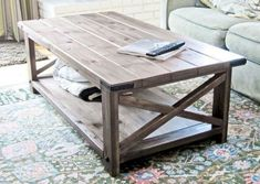 Amazing And Easy DIY Coffee Table Ideas - Interior Decoration Accessories coffee tables Coffee Table With Wheels, X Coffee Table, Coffee Table Plans, Coffee Tables For Sale, Black Coffee Tables, Rustic Coffee Tables, Decorating Coffee Tables, Wooden Tables, Coffee Table For Small Living Room