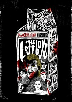 The Lost Boys by Peter Strain