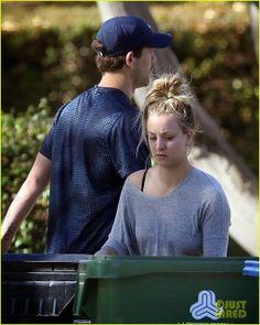 Celeb Diary: Kaley Cuoco & Ryan Sweeting in Los Angeles