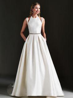 Effortlessly Elegant – Wedding Gowns By Caroline Castigliano   Love My Dress® UK Wedding Blog