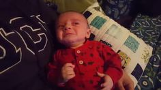 Imperial March Soothes Crying Baby. Should we be concerned that this is what soothes him? I for one welcome our future Sith overlord