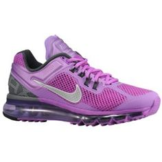 Nike Air Max + 2013 - Women's - Laser Purple