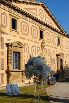 Wedding @ Villa Le Maschere in Tuscany - Italy