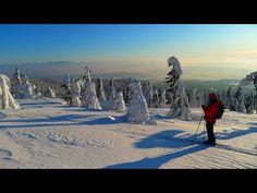Babia Góra skitury - Slana Voda.wmv - YouTube