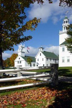Dartmouth-Lake Sunapee, New Hampshire.