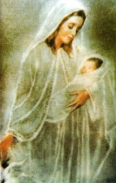 Blessed Mother Mary- oh all those years wasted that I did not know & love & adore you!