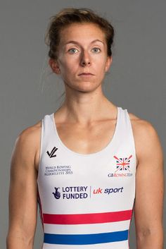 Katherine Copeland - Rowing. Women's lightweight double scull.