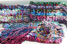 Buy from UK, Wholesale of 25 cotton friendship bracelets for £10.99     Postage for International customers is £7.00. Shipped assorted colours. https://www.paypal.me/sundancefairtrade/17.99GBP