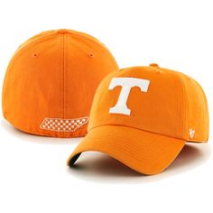 best website 3a514 5be5b 47  Brand Tennessee Volunteers Checkerboard Franchise Fitted Hat (Orange). Tennessee  VolunteersFan GearAthletic ...