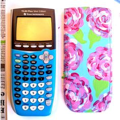 chaarmofthesouth:   Lillyfied my calculator!