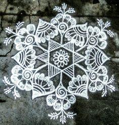 Simple Rangoli Designs Images, Rangoli Designs Flower, Rangoli Border Designs, Colorful Rangoli Designs, Beautiful Rangoli Designs, Flower Embroidery Designs, Rangoli Borders, Rangoli Patterns, Kolam Rangoli