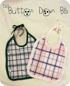 button down bib
