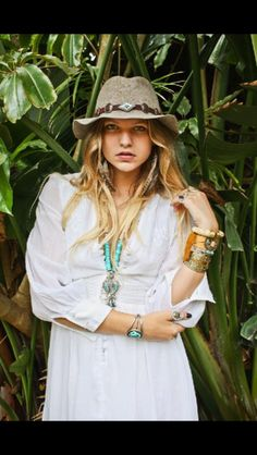 Rustic Grace Trading Company ~ Feather Earrings + Concho Leather Bracelet + Bali Bird Necklace #boholove @rusticgrace