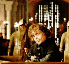 Just in case your having a bad day, here is a gif Peter Dinklage dancing :)