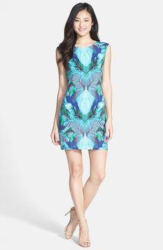 Tart 'Hope' Print Jersey Shift Dress | Nordstrom $127.00