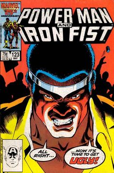 Power Man and Iron Fist (1978) - #123 Joe Rubeinstein & Kevin McQuire