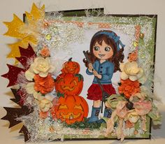 Send A Smile 4 Kids Challenge Blog: Top Three Card by Sweetroses