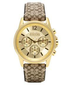 COACH CLASSIC SIGNATURE SPORT STRAP WATCH - Coach Watches - Handbags & Accessories - Macy's,DESIGNER COACH BAGS WHOLESALE