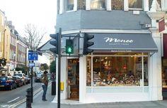 Where to find Terkenlis tsoureki (Greek Easter Bread) in London! Church road in Kensington, Menoo