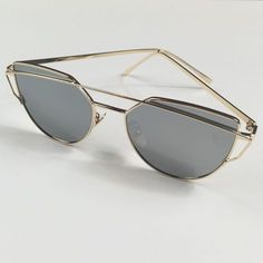 255c222f9bb ❗️LAST ONE❗️SILVER GOLD Frame Sunglasses BRAND NOT AS LISTED • available! •  Brand new •  28 Ray-Ban Accessories Glasses