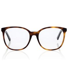 Dior Eyewear - Lunettes DiorSpiritO SI | Mytheresa Dior, Havana Brown, Tortoise Shell, Behind The Scenes, Eyewear, Lenses, It Cast, Temples, Black