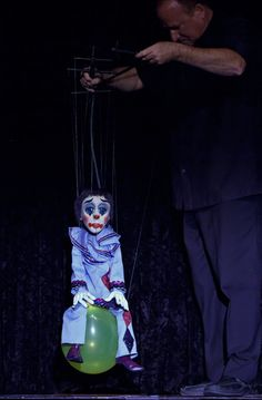 Scott Land Marionettes is the perfect entertainment for your next event... World class performer known as the puppeteer to the Stars.