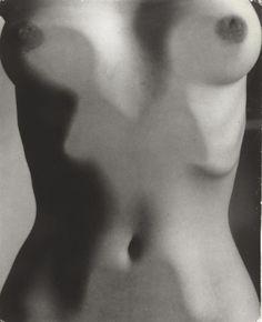 Ruth Bernhard -Abstract Torso,1947