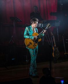 Harry Styles: Live On Tour.