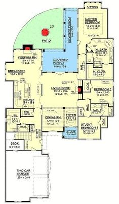 5 Bed Master Down House Plan - 51707HZ | 1st Floor Master Suite, Bonus Room, Butler Walk-in Pantry, CAD Available, Den-Office-Library-Study, French Country, Loft, Luxury, MBR Sitting Area, Metric, PDF, Photo Gallery, Premium Collection, Traditional | Architectural Designs by sophie