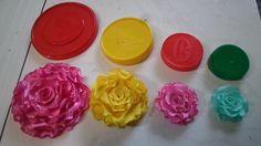 04 Flores de Tecidos Que Voçê vai Aprender de Forma Simpres e Rápido par...