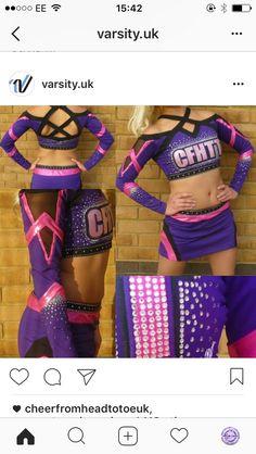 Cheerleading Uniforms, Cheer Uniforms, Cheer Pom Poms, Cheer Extreme, Uniform Design, Cheer Pictures, Dance Costumes, Rebel, Cheers