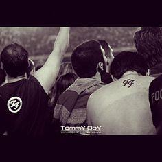 """El """"fan"""" y el FAN - @rockmetommyboy"""