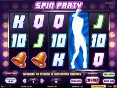 Automaty Spin Party - Play'n Go Spin Party to automat do gry w tanecznym stylu....http://www.jednoreki-bandyta-online.com/gry/automaty-spin-party