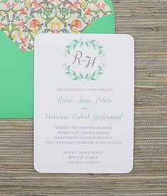 DIY Garden Wreath Wedding Invitation template from #downloadandprint. www.downloadandprint.com http://www.downloadandprint.com/templates/wreath-wedding-invitation-template/ $18.00
