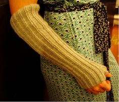 Fingerless gloves, for when you're freezing in your classroom because the heat doesn't work.