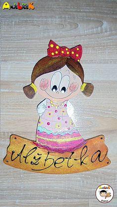 anjelicek / Menovka - dievča
