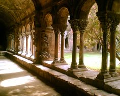 Cloisters St Trophime Alres France