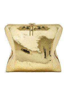 Metallic gold bag - 3.1 phillip lim, medium 31 minute bag / gold