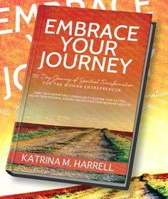 New book releasing JUNE 22, 2012. For women entrepreneurs seeking a spiritual journey and transformation.  GET IT HERE -->WWW.AMAZON.KATRINAMHARRELL.COM