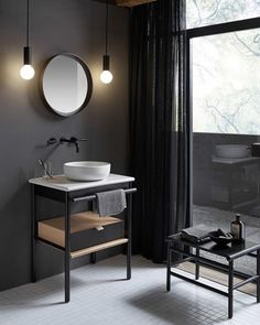 Mya design Studio Altherr for Burgbad for small bathrooms. 2019 Mya design Studio Altherr for Burgbad for small bathrooms. The post Mya design Studio Altherr for Burgbad for small bathrooms. 2019 appeared first on Bathroom Diy. Interior Design Examples, Interior Design Inspiration, Bad Inspiration, Bathroom Inspiration, Bathroom Flooring, Bathroom Furniture, Bathroom Mat, Boho Bathroom, Bathroom Vanity Units
