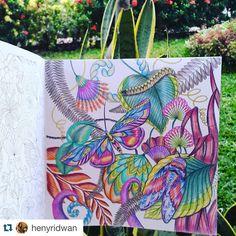 """""""E fechando a Sessão Paraíso Tropical de hoje esse colorido da @henyridwan Lembrando que teremos Sessão Paraíso Tropical (10 inspirações) dia sim dia…"""""""